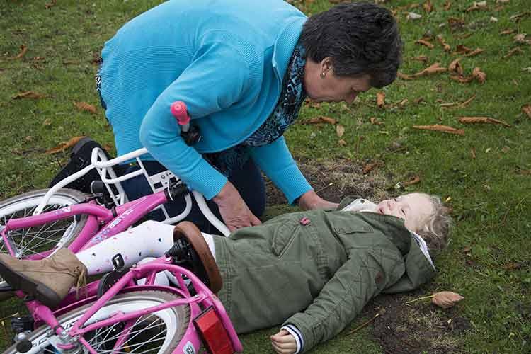 Erste Hilfe am Kind bei UPGRADE.EU GmbH - Frankfurt